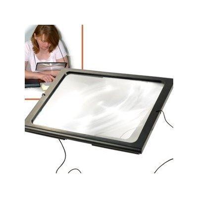 Magnifying Illuminated Magnifier Reading Handcraft product image