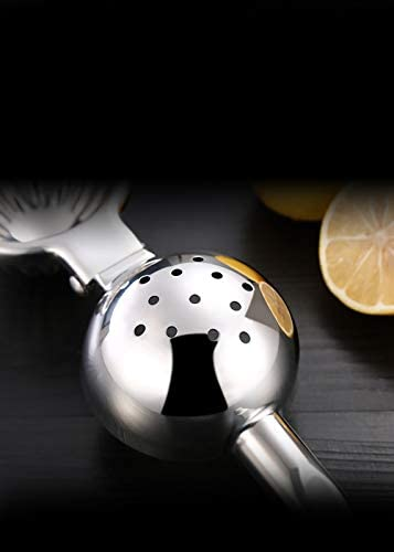 BAIYI Máquina De Jugo Manual De Acero Inoxidable 304 Exprimidor De Jugo Máquina De Jugo Manual De Exprimidor Portátil para El Hogar