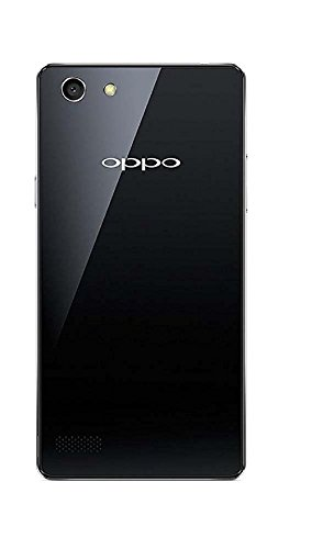 Oppo Neo 7 Back Panel Black Mobile Accessories