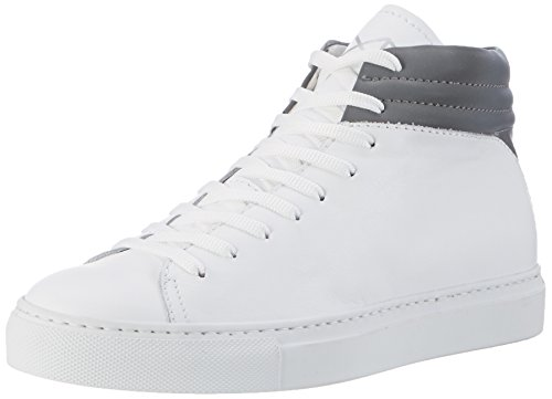 Nat-2-unisex Volwassenen Gladde High-top Weiss (witte Reflecterende)
