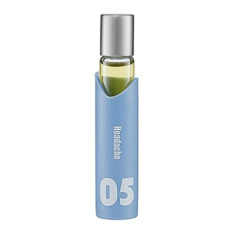 767a64df5c4 Buy 21 Drops 05 Headache Essential Oil Rollerball 0.25 oz Essential Oil  Roll-On Online at Low Prices in India - Amazon.in