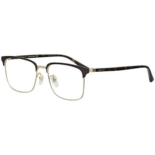 afb2df0dae 70% OFF Gucci Montura de gafas - para hombre Negro glänzend schwarz - gold X