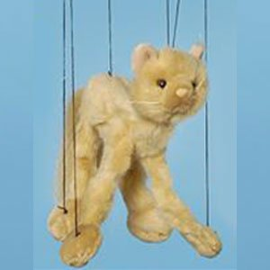 Sunny toys 16'' Baby Persian Cat Marionette by Sunny toys