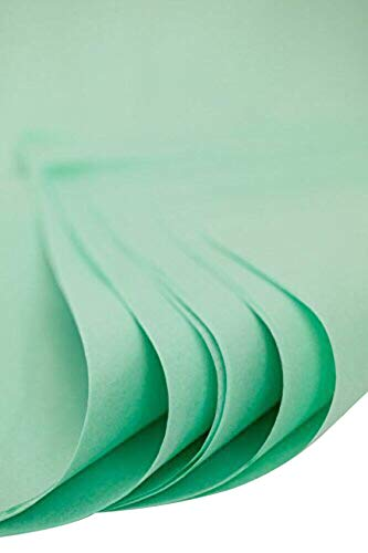 25 X Sheets Tissue Paper, Mint Colors, 20 X -