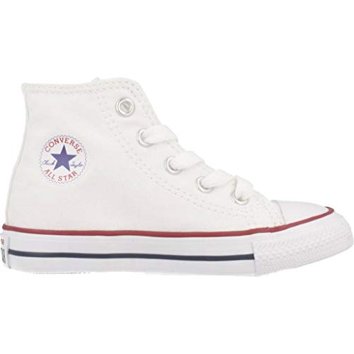 Converse Taylor fille All Baskets Hi Chuck Blanc Season Star mode r58rwf