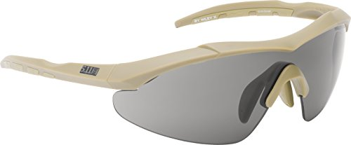5.11 Tactical Aileron Shield Sunglass Kit, - 5.11 Sunglasses