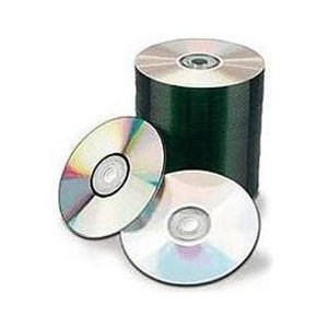 100 Spin-X 12X Digital Audio Music CD-R 80min 700MB Shiny Si