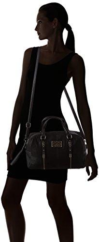 Le Temps des Cerises Bonnie 2 - Bolso Mujer Negro - Schwarz (noir 0121)