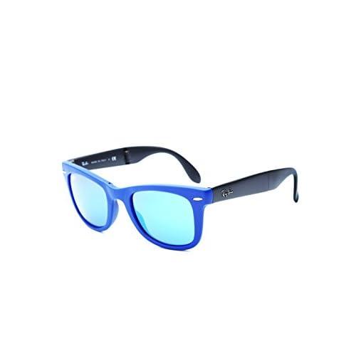 dc6440a745 Ray-Ban RB4105 Folding Wayfarer - Gafas de sol para hombre 85% OFF ...