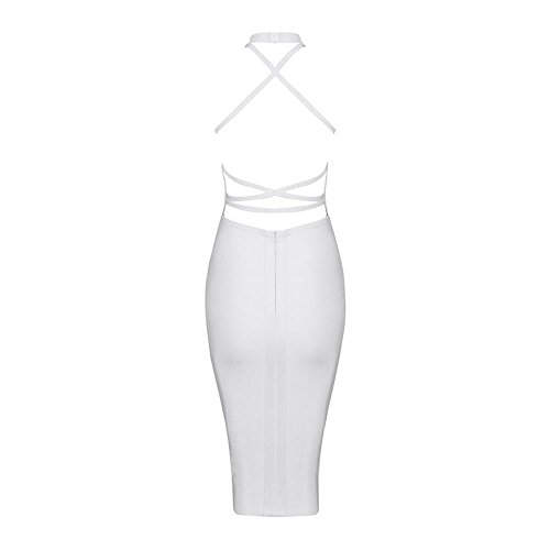 Kunstseide HLBandage Zurück Kreuz Verband Kleid Ansatz Weiß Halter Schnürsystem HwwqnPTE