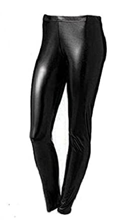 5b404360c3142 Bless Girls Metallic Wet Look Foil Leggings 4-13 Years Shiny Kids Childrens  Party Disco: Amazon.co.uk: Clothing