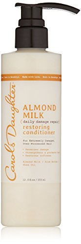 Carols Daughter Almond Milk Restoring Conditioner, 12 fl oz (Packaging May Vary)