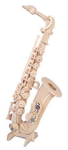 Saxophon QUAY Holzkonstruktion Kit FSC