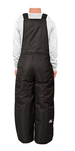 Large Product Image of Arctix Infant/Toddler Insulated Snow Bib Overalls,Black,4T