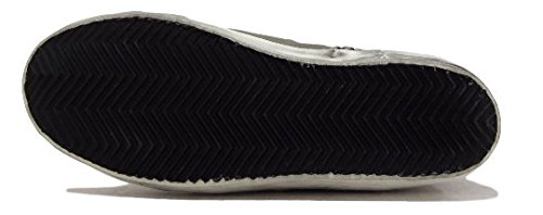 Golden Goose - Zapatillas de tela para mujer gris gris
