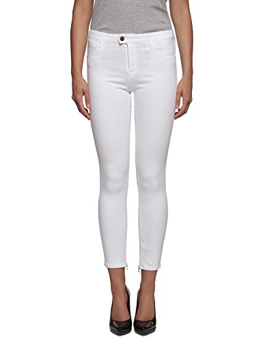 Optical Jeans Touch white Blanc White Replay optical Femme OYpqpx