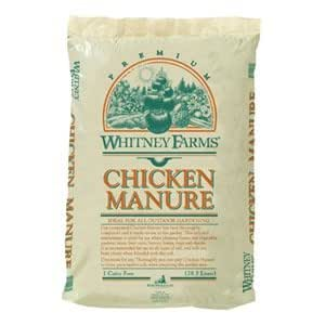 WHITNEY FARMS CHICKEN MANURE 1 cubic foot