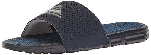 Pictures of Quiksilver Men's Amphibian Slide Athletic Sandal D(M) US 1