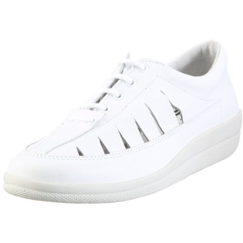 Women's White Weiss Herrmann Hans Weiss Collection Meran Shoes ZFt1qx