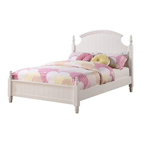 Coaster 400681T-CO Bethany Twin Poster Bed, In White