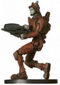 Star Wars Miniatures: Devaronian Soldier # 44 - Revenge of the Sith