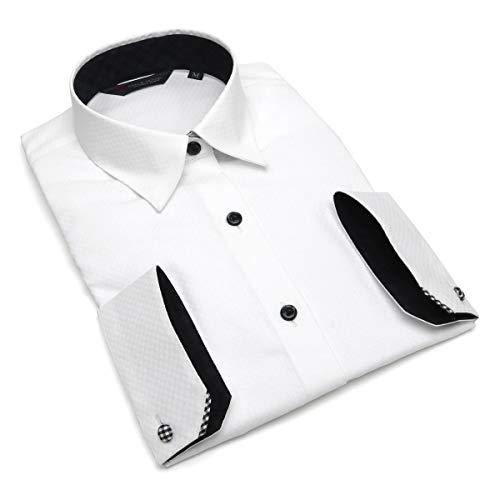 誓うたるみ一般的なブリックハウス シャツ ブラウス 長袖 形態安定 レギュラー衿 くるみボタン 透け防止 レディース ウィメンズ BL018701AB14R12-90