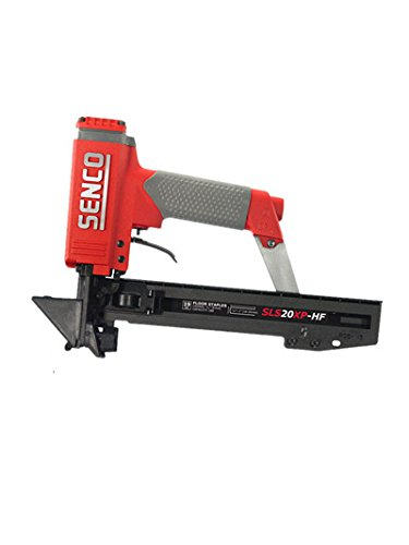 Senco SLS20XP-HF 19 Ga 3//16 Inch Crown 1 Inch Hardwood Flooring Stapler 490021N