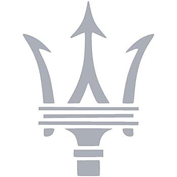 Amazon.com: MASERATI Italian racing emblem Vynil Car
