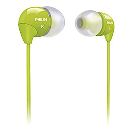 Philips SHE3590 - Auriculares in-ear, verde