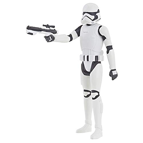 Star Wars Resistance Animated Series 3.75-inch First Order Stormtrooper Figure]()