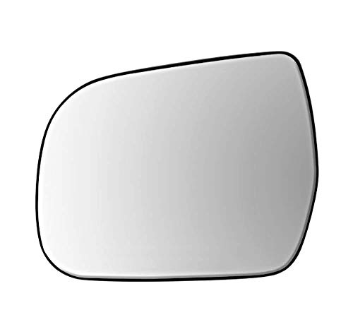 K Source Fits 11-17 Toy Sienna Left Driver Mirror Glass w/Rear - Glass Mirror Toyota 2011 Sienna