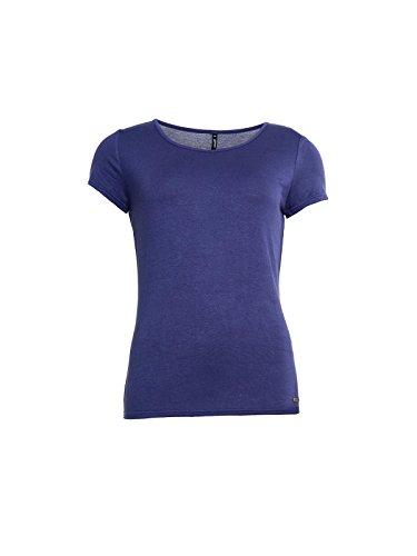 Smash Rubens, Camiseta para Mujer Morado (Púrpura)