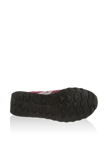 Saucony scarpa donna Jazz Original suede camoscio lampone grigio n. 36