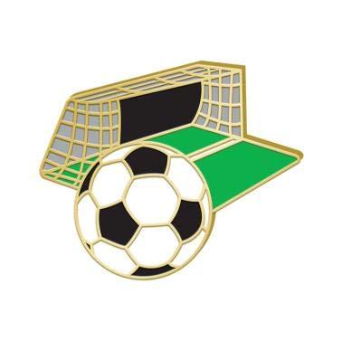 Crown Awards Soccer Pin - 1.25