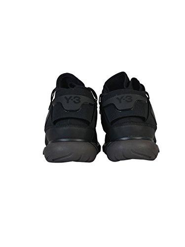 Yohji Negro Tela Gris S82123 Hombre Zapatillas Yamamoto Y 3 De Deporte De Adidas xn7wE