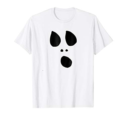 Spooky Ghost Custome T-Shirt Halloween TShirt Trick or Treat for $<!--$16.99-->