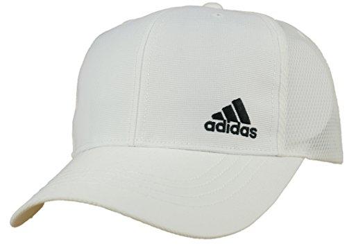 (アディダス) adidas メンズ 吸湿 速乾 ロゴ刺繍 ハーフ メッシュ INTER ZERO スポーツ キャップ 100-711-401