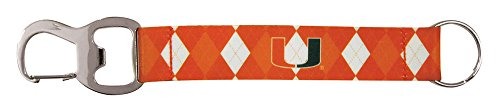 NCAA Miami Hurricanes Tailgate Buddy, Orange, One (Ncaa Miami Hurricanes Bottle Opener)