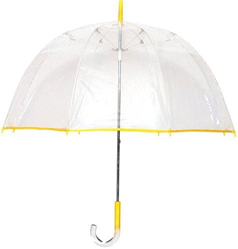 Leighton Tina T-Bubble Umbrella, Yellow