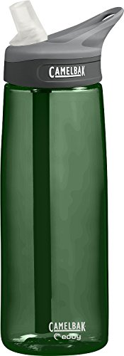 Camelbak Eddy Bottle (0.75-Liter/24-Ounce,Dark Green)
