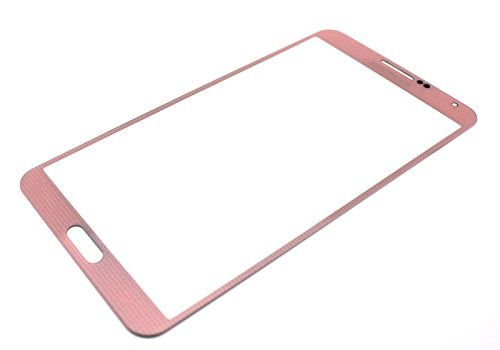 New White/Grey/Black/Pink Front Touch Screen Outer Panel Glass Digitizer Lens Replacement for Samsung Galaxy Note 3 III N9000/N9002/N9005/N900A/N900T/N900P