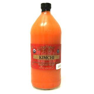 GOLD MINE ORGANIC FRESH RAW KIMCHI JUICE 32 OZ (Fresh Natural Mine)