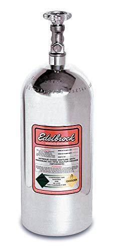 Edelbrock EDL-72400 NITROUS BOTTLE