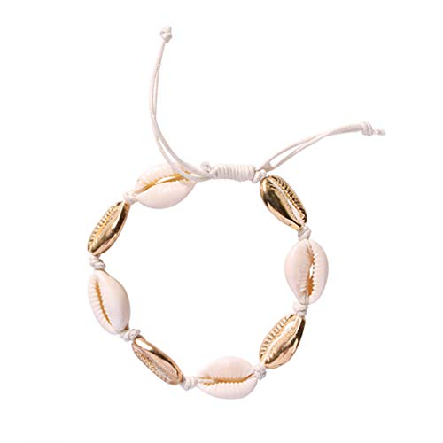 ❤️Jonerytime❤️European and American Fashion Jewelry Conch Marine Series Shell Bracelet (B)