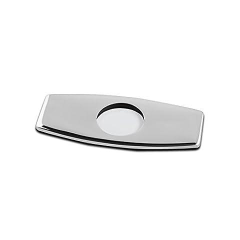 Decor Star PLATE-6C Bathroom Vessel Vanity Sink Faucet 4