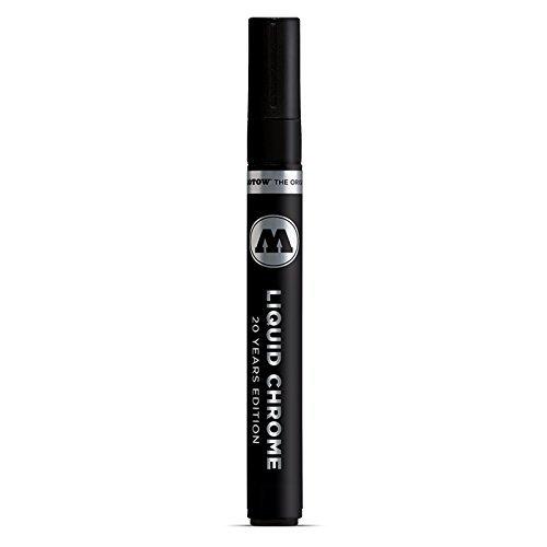 Molotow Liquid Chrome Pump Marker Pen - 4mm Nib by Molotow