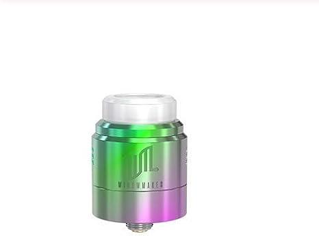 Original Vandy Vape Widowmaker RDA Tank 1 ML VandyVape Tres tapas de flujo de aire ajustables Atomizador para E-cigarrillo Mod Box: Amazon.es: Salud y cuidado personal