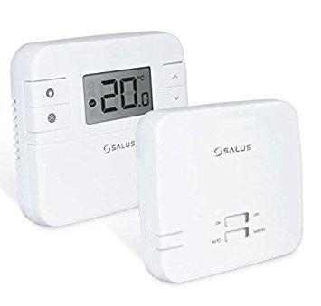 Salus RT310RF Thermostat, White