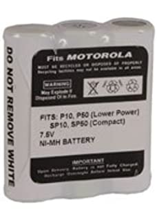 BATTERY PACK 7.2V Ni-MH for the Icom BP210N 1800 mAH