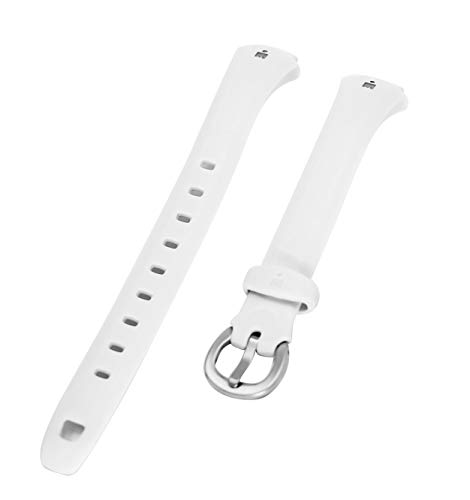 - Timex T5K183 White 12mm Resin 30-Lap Replacement Watch Band | Strap
